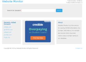 websitemonitor.in