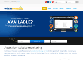 websitemonitoring.com.au