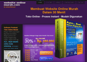 websiteonlinemurah.com