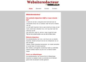 websiteredacteur.nl