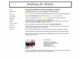 websites-for-artists.co.uk