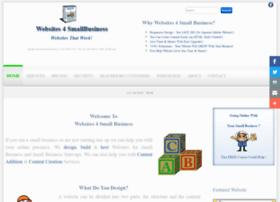 websites4smallbusiness.ca