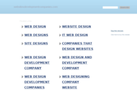 websitesdevelopmentcompanies.com