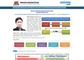 websitesekolahgratis.web.id