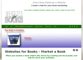 websitesforbooks.co.uk