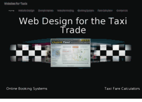 websitesfortaxis.co.uk