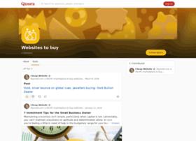 websitestobuy.quora.com