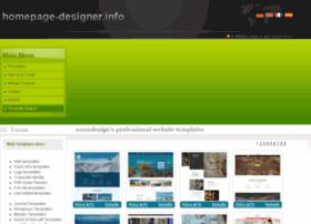 websitetemplates.homepage-designer.info