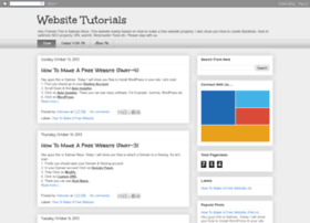 websitetutorials4u.blogspot.com