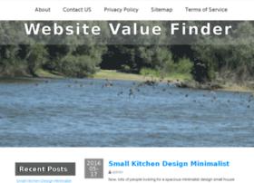 websitevaluefinder.com