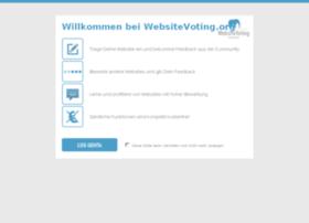 websitevoting.org