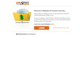 webspace.princeton.edu