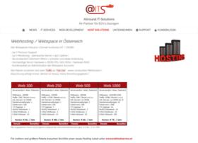 webspace4u.at