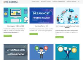 webspacedeals.com