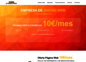 webspresenciales.com