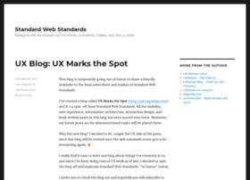 webstandards.raquedan.com