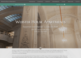 websterhouseapartments.com