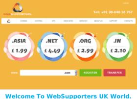 websupporters.co.uk