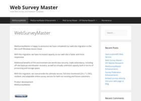 websurveymaster.com