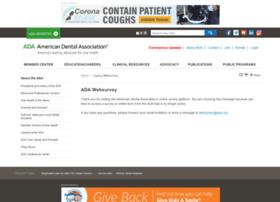 websurveys.ada.org