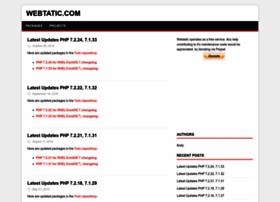 webtatic.com