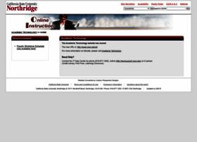 webteach.csun.edu