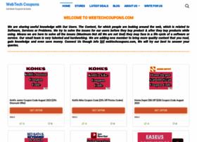 webtechcoupons.com