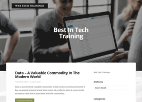 webtechtrainings.com