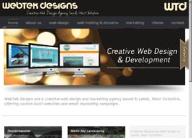 webtekdesigns.eu