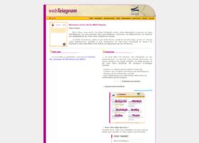 webtelegram.poste.tn