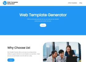 webtemplategenerator.com