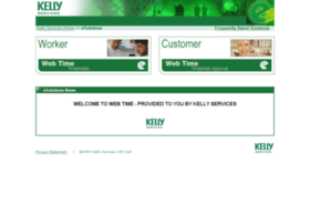 webtime.kellyservices.co.uk