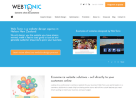 webtonic.co.nz