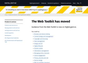 webtoolkit.govt.nz