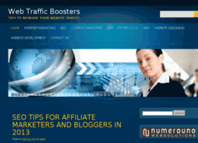 webtrafficboosters.com