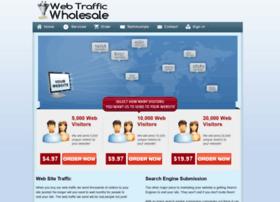 webtrafficwholesale.com