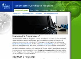 webtrain.austincc.edu
