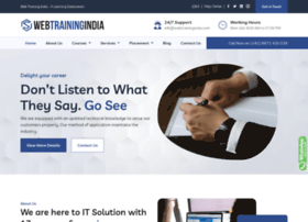 webtrainingindia.com