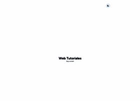 webtutoriales.com