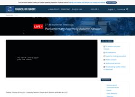 webtv.coe.int