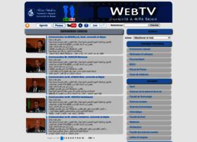 webtv.univ-bejaia.dz