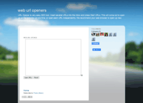 weburlopeners.blogspot.in