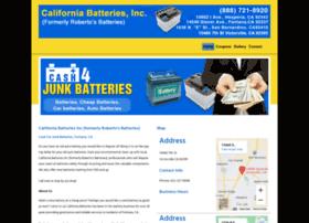 webuyjunkbatteries.com