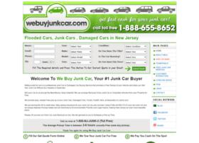 webuyjunkcar.com