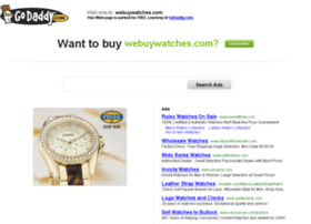webuywatches.com