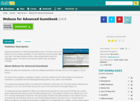 webuzo-for-advanced-guestbook.soft112.com