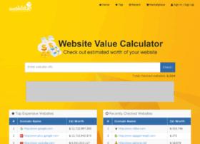 webvalue.info