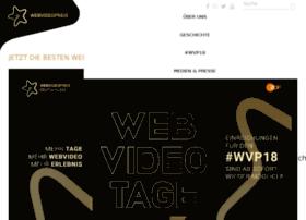webvideotage.de