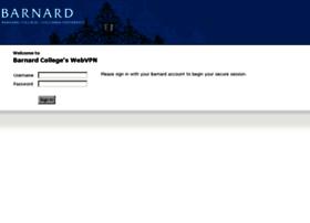 webvpn.barnard.edu