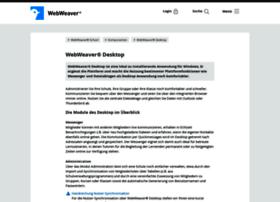 webweaver-desktop.de